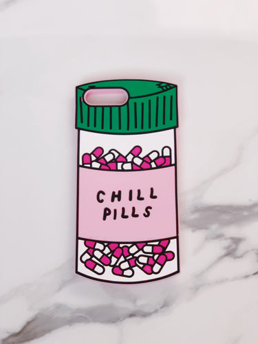 Chill Pills Case