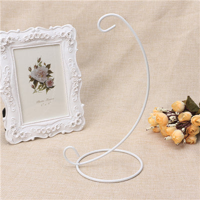 Hanging Vase Stand - White - The MOJO