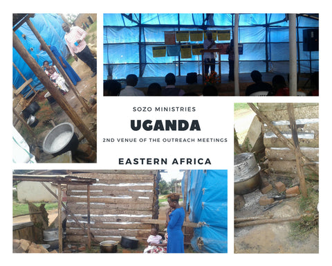 eastern africa uganda outreach meetings