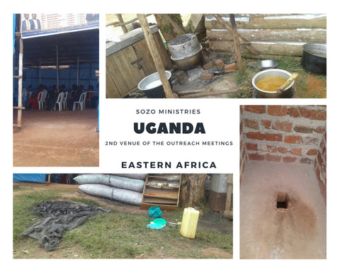 Uganda Eastern Africa outreach ministry