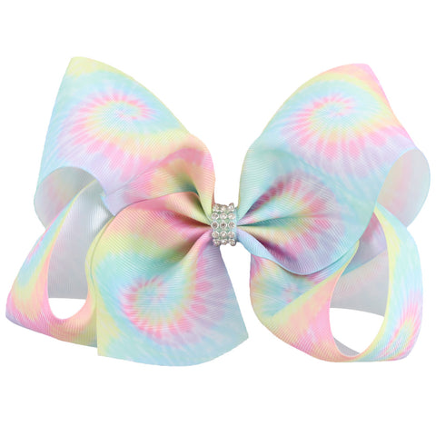 Colour Splash Big Boutique Bow Clip