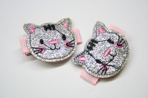 Kitty Clips pair.