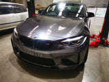 BMW M2 Front lip splitter