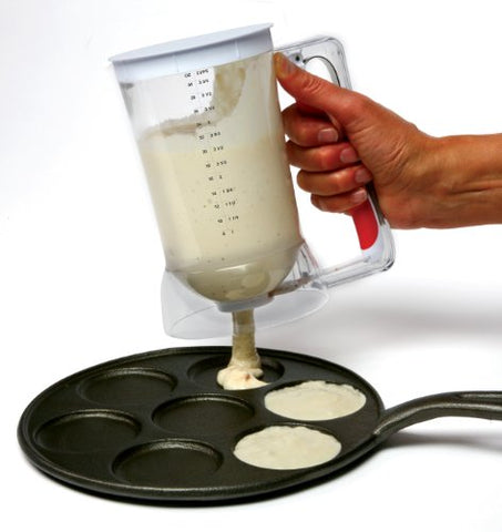 Make Your Cooking More Fun and Easy! - Batter Dispenser