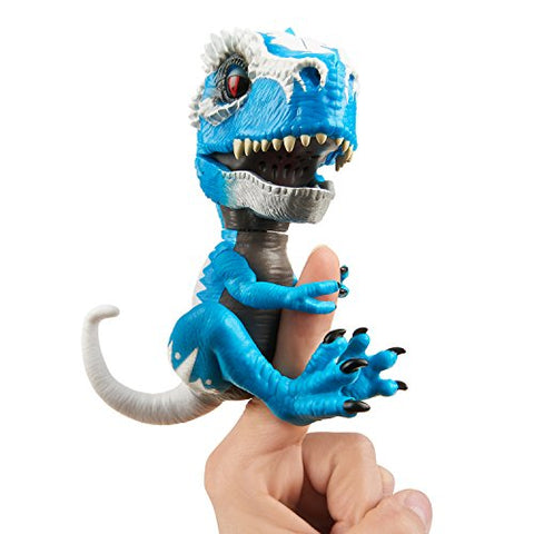 Interactive Collectible T-Rex on your finger