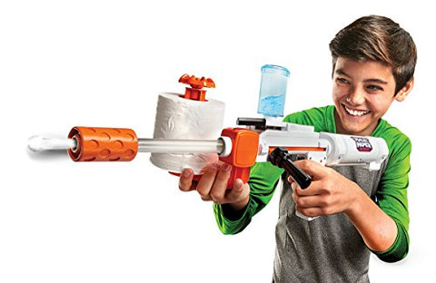 The Unique Toilet Paper Blaster Skid Shotgun for Whole Family
