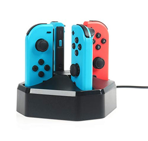 Charging Station for Nintendo Switch Joy-con Controllers