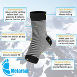 "Foot Compression Socks with Ankle Support (Type in ""socks"" toget yoru 70% OFF code)"