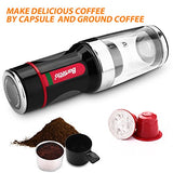 Enjoy Espresso Anywhere & Anytime - A Must Item for Coffee Lover