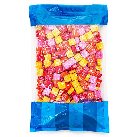 Bulk Starburst Original Fruit Chews in a 7 lbs Bomber® Bag