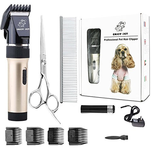 "Dog Hair Grooming Clippers and Cat Shaver (Message us ""Dog clipper"" to get your 45% OFF code)"