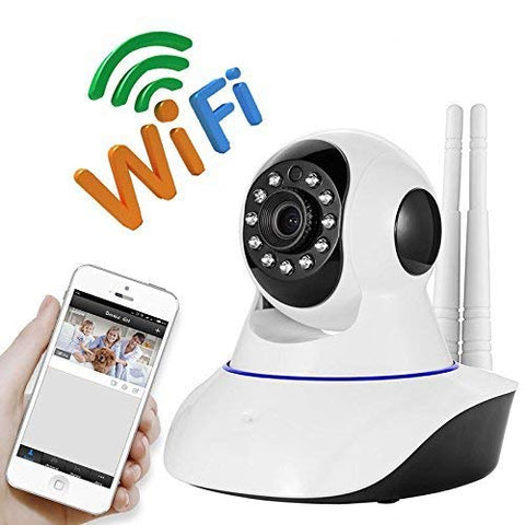 "APP Controlled Wireless Security IP Camera 2.0MP Camera - 1080p HD Pan/Tilt/Zoom (Message us ""IP camera"" to get your 80% OFF code)"