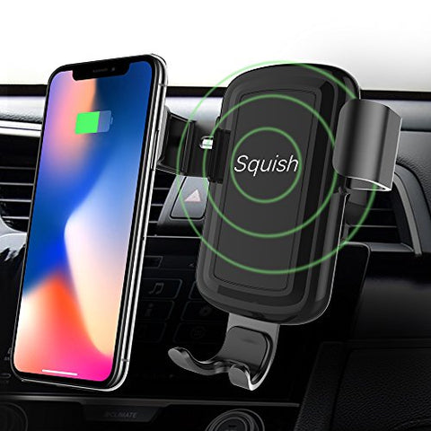 "Universal Wireless Car Charger (Message us ""Wireless car charger"" to get your 63% OFF code)"