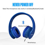 "Bluetooth Headphones Over Ear (Reply ""headphone"" to get your discount code)"