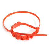 10Pcs 20Pcs Orange Car Snow Anti Skid Chain Ty(re)-Raps