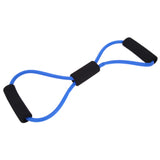Elastic Durable Yoga Pilates Fitness Workout Belt