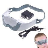 Magnetic, Electric Eye, Sinus, Forehead Massager