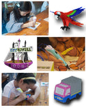 Best seller 3D Drawing Pen.  Add more dimension to your creativity.