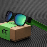 Newest Hit High Quality Patented Slap Folding Polarized Sunglasses