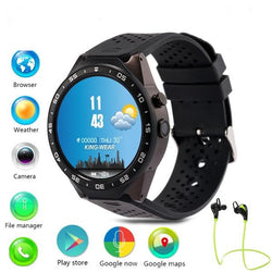 Smartest Watch 512MB + 4GB Bluetooth 4.0 WIFI 3G Smartwatch Phone GPS Map
