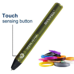 New slim model: 3D Touch Sensing Drawing Pen, USB Charging