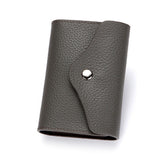 Compact RFID Protection Card Holder Wallet