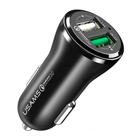 Car Qualcomm USB Fast Charger