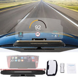 Universal Smartphone Head Up Display (HUD) for any Car