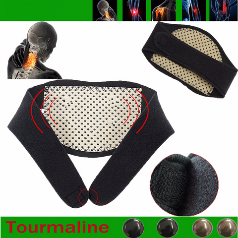Self-heating Magnetic Neck Band
