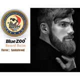 Men Organic Moisturizing, Styling and Smoothing  Beard Wax