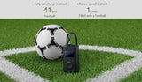 Xiaomi Smart Digital Electric Rechargeable Air Pump (Tire Pressure Detection) for Football, Car, Bike etc.
