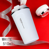 Hot Sale Luxurious 380 or 500ml Stainless Steel Thermo Travel Mug