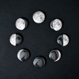 Moon Phase Magnets