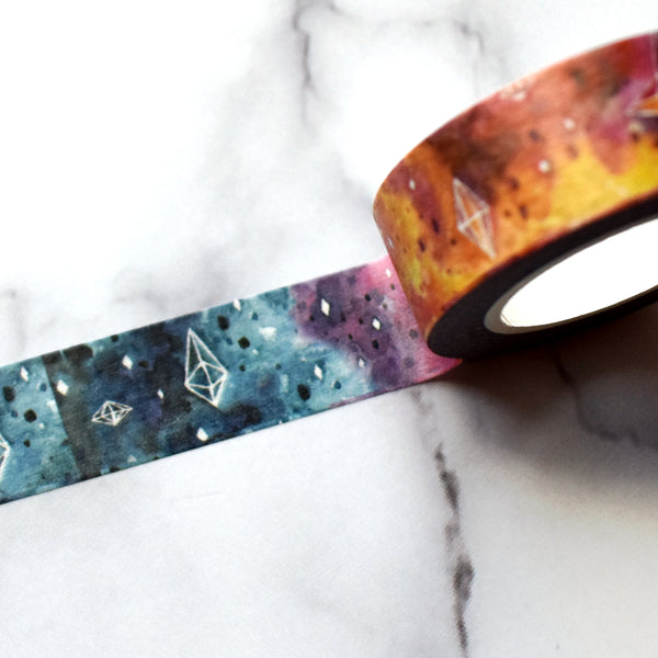 Diamond Galaxy Washi Tape
