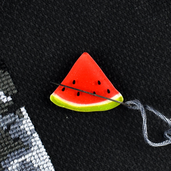 Watermelon Needle Minder