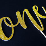 Cake Toppers - One Cake Topper