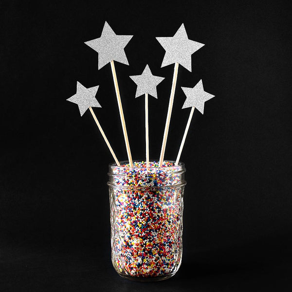 Cake Toppers - Star Cake Toppers
