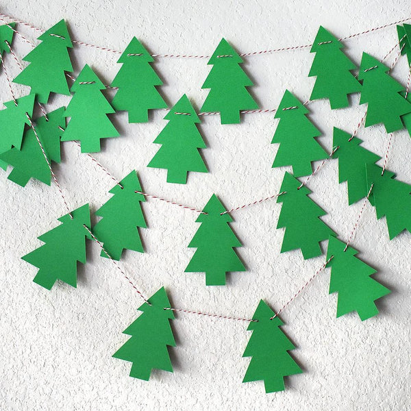 Garland - Christmas Tree Garland