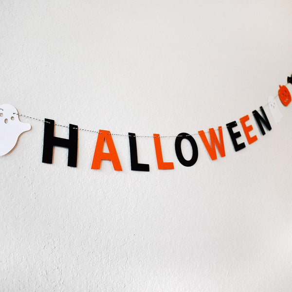 Garland - Happy Halloween Garland