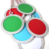 Gift Tags - Christmas Bauble Gift Tags