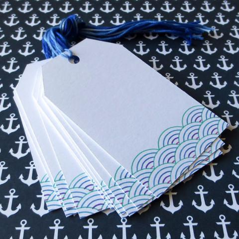 Gift Tags - Mermaid Gift Cards