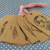 Gift Tags - Skeleton Gift Tags
