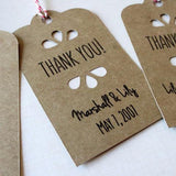 Gift Tags - Thank You Gift Tags