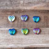 Magnets - Mermaid Heart Magnets