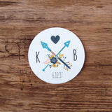 Stickers - Boho Arrow Stickers