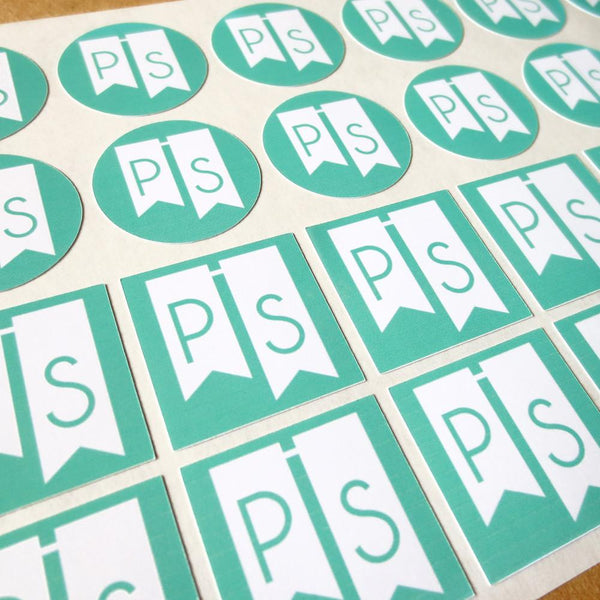 Stickers - Custom Shop Logo Stickers