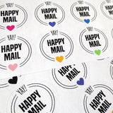 Stickers - Happy Mail Stickers