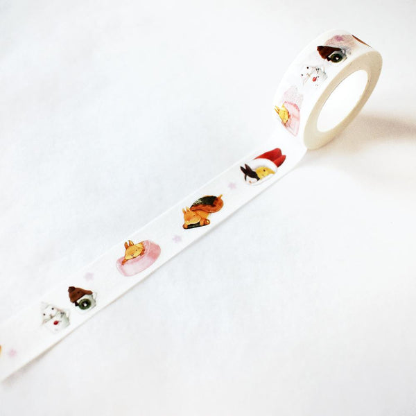 Washi Tape - Bunny Tea Party Washi Tape