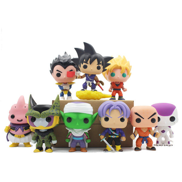 Dragon Ball, Son, Goku, Piccolo, Frieza, Shahrukh, cell, and Vegeta