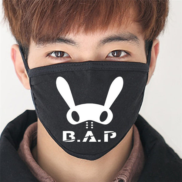B.A.P Face Mask